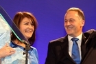 In a record result National Party Leader Hon. John Key is re-elected as the Prime Minister of New Zealand.