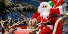 Watch: Christmas celebrations at the Auckland Santa Parade