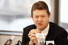 Labour's David Cunliffe. Photo / Wayne Drought