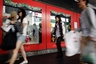 Consumer spending may be picking up and Christmas will provide a welcome boost to retailers' coffers. Photo / Sarah Ivey