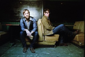 The Black Keys say the tracks on El Camino are more representative of their live shows. Photo / Supplied