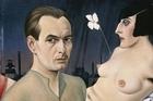 Christian Schad 'Self Portrait 1927'. Photo / Supplied