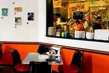 Hard Luck Cafe on Karangahape Rd. Photo / Babiche Martens