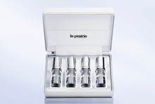 La Prairie's Power Infusion offers a booster regime for skin. Photo / Supplied 