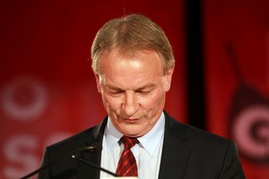 Phil Goff is well respected in high international forums. Picture / APN