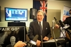 Winston Peters says he'll be keeping the heat on those in Parliament who want to protect their mates. Photo / Jason Dorday
