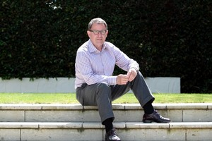 John Banks needs no reminding that Epsom voters have returned him to Parliament as a surrogate National MP. Photo / Richard Robinson.