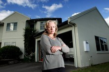 Christine Radford says the house was a labour of love for her and her partner. Photo / Alan Gibson