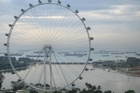 The Singapore Flyer. Photo / Supplied
