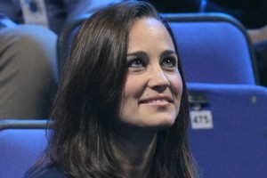Things are looking up for Pippa Middleton, with a deal to write a book about hosting the perfect party. Photo / AP