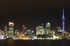 Auckland, home of people with some of the highest ranked quality of life.  Photo / File / Greg Bowker