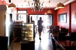 Fiori Cafe, Takapuna. Photo / Dean Purcell