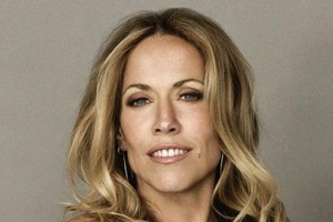Sheryl Crow refused to take a record industry advice to lie about her age when she first hit the big time. Photo / Supplied
