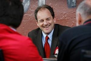 David Shearer. Photo / Greg Bowker