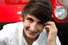 Mitch Evans describes motor racing as like being on a roller coaster - one he is in control of. Photo / Dean Purcell