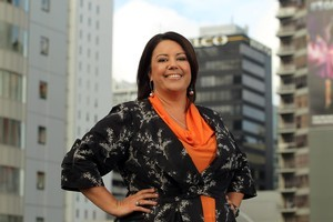 Paula Bennett says election night was one of the most nerve-wracking evenings of her life. Photo / Janna Dixon