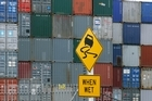 Export-led growth may be vulnerable as the world economic outlook deteriorates. Photo / Brett Phibbs