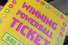 The Powerball winner will be celebrating after their $6m win. Photo / Alan Gibson