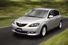 The Mazda3. Photo / Supplied
