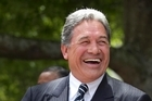 At 67, Winston Peters is a veteran of 28 years in Parliament. Photo / Natalie Slade