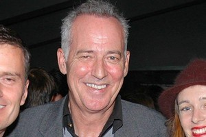 Michael Barrymore.  Photo / Toby Futter