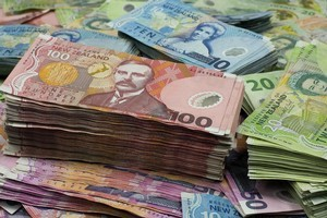 The New Zealand dollar may gain this week following National's election victory and amid optimism Europe will make progress in containing its debt crisis.  Photo / The Listener