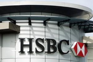 HSBC. Photo / NZPA