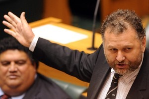 Labour MP Shane Jones says he is unlikely to fight for the role as Labour leader. Photo / APN