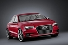 The Audi A3 concept. Photo / Supplied