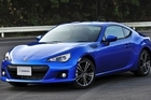 Subaru BRZ Sports Coupe. Photo / Supplied