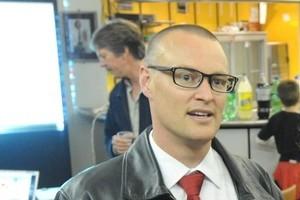 Dunedin Labour MP David Clark. Photo / APN