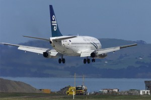 Air New Zealand has this morning slashed its cheapest domestic airfares by an average six per cent. File photo