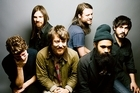 Fleet Foxes, here on tour next weekend, incorporated a host of unusual sounds on Helplessness Blues. Photo / Supplied