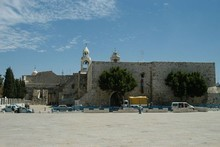 Bethlehem's 1500-year-old Church of the Nativity. Photo / Creative Commons image by Wayne McLean