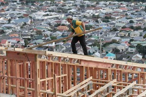 A downturn in building activity in New Zealand and Australia has sent tapmaker Methven's profits plunging. Photo / Mark Mitchell