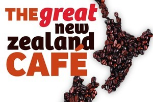 The Great New Zealand Cafe by Matthew Hawke and Niki Grennell. Photo / Supplied