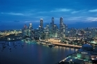 The Singapore skyline. Photo / Singapore Tourism Board