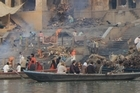 India: Death on the banks of the Ganges
