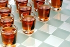 The 'Drunken Tower' game encourages people to drink to excess, says the Alcohol Advisory Council. Photo / Thinkstock