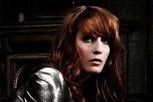 Florence and the Machine are coming back to New Zealand for their third visit. Photo / Supplied 