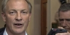 Watch: Phil Goff resigns as Labour leader