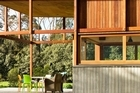 A Crosson Clarke Carnachan Architects house on Great Barrier Island. Photo / Simon Devitt