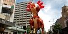 View: Auckland Farmers Santa Parade