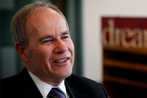 Len Brown had an open mind about putting more money in the budget for Maori. Photo / Sarah Ivey