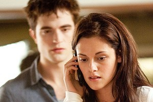 Bella's birth scene in the latest Twilight film is causing seizures in some movie goers. Photo / Supplied