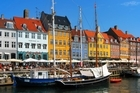 Nyhavn is an enticing charming cobbled street lined with restaurants and bars which was once a sailor's hangout. Photo / Thinkstock