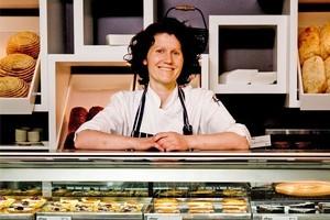 Kristina Jensen in her new Newmarket cafe, Elske. Photo / Babiche Martens