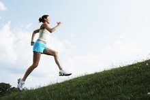 Hitting the right stride may be an uphill battle to begin with, but, that's just the start of the journey for Helen Twose who's made it a mission to get back into running form. Photo / Thinkstock 