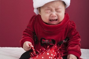 To avoid getting this reaction from a gift you gave, Christopher Zinn suggests choosing quality over quantity this Christmas. Photo / Thinkstock