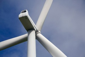 Rotors everywhere: Scotland's about to build a 6MW wind turbine as part of its goal for 100 per cent renewable energy. Photo / Thinkstock